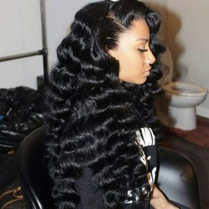 Accessories - Curly Beauty Lace Front Wig